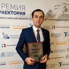 "We won in the All-Russian contest ""Trajectory Award"""