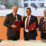 Expanding cooperation with foreign universities