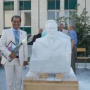 Master pieces of famous Arab sculptors will decorate the BSTU