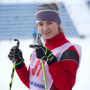 Students competed for the championship in the university sports competition in cross-country skiing