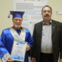 The leading university scientist became Honorary Professor of the Northern (Arctic) Federal University
