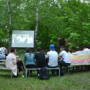 Students of the university organized a film show «We Remember»
