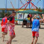 The team of BSTU named after V.G. Shukhov took the second prize in the first stage of the Russian Beach Handball Championship