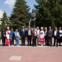Delegation of teachers from Iraq visited the flagship university