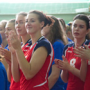 Volleyball competitions started in the framework of Universiade of universities