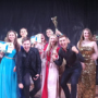 Students took the Collection of Awards at the festival «At the crest of the wave»