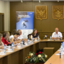 Rector told reporters about admission to the university at the press conference