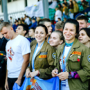 Student construction brigade became the winner of the Jamboree of the Central Federal District