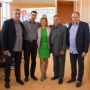 Friendship with Serbia will endure: the delegation of the city of Niš visited the university