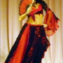 Art of belly dancing
